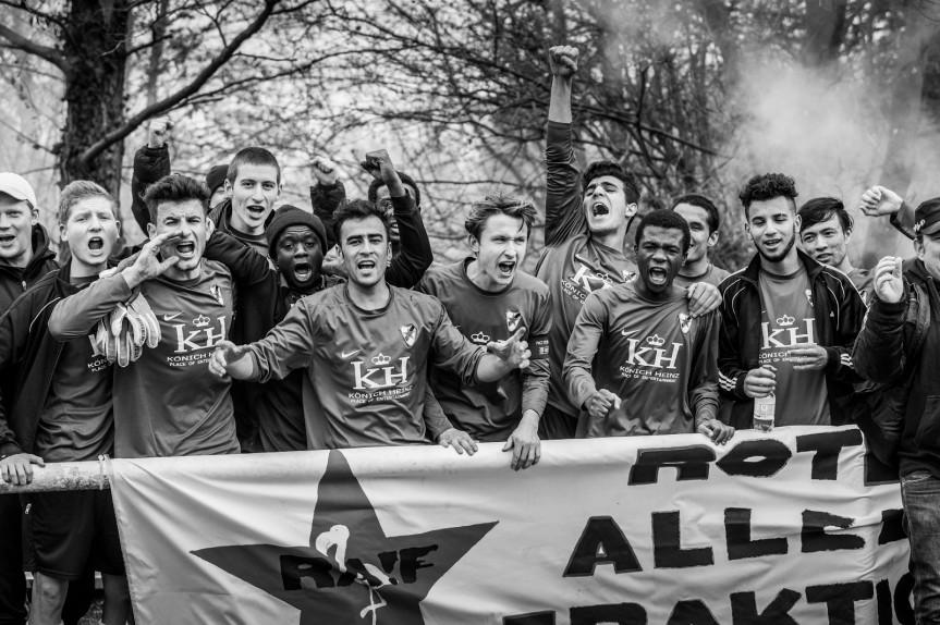 RSL Erste Herren & A-Jugend Support (18./19.11'17)
