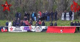 Ultras Wurzen, wie immer mit Berliner Schnauze